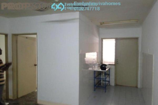 For Sale Apartment at Desa Satu, Kepong Freehold Semi Furnished 3R/2B 150k