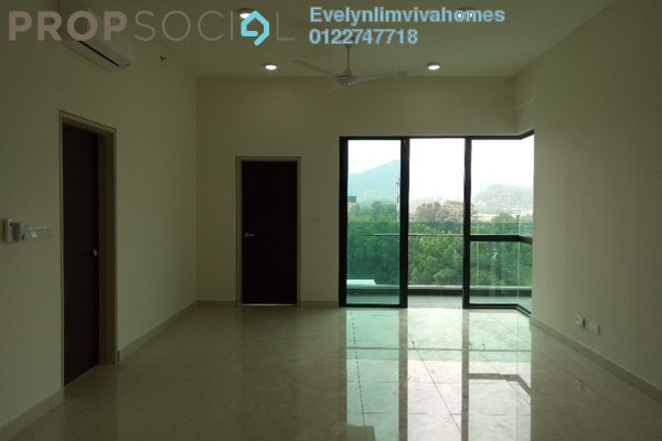 For Rent Condominium at Res 280, Selayang Freehold Semi Furnished 2R/2B 1.5k
