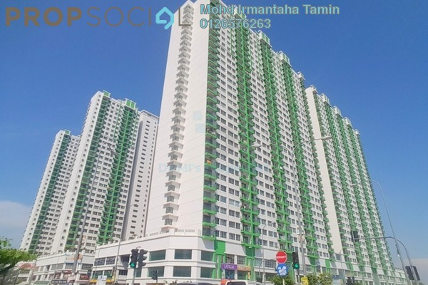 For Sale Condominium at OUG Parklane, Old Klang Road Leasehold Semi Furnished 3R/3B 400k
