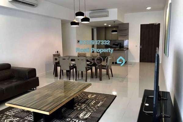 For Rent Condominium at Residensi 22, Mont Kiara Freehold Fully Furnished 3R/3B 6.8k
