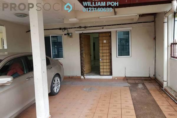 For Sale Terrace at Bandar Damai Perdana, Cheras South Freehold Semi Furnished 4R/3B 595k