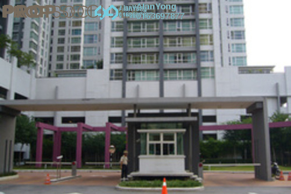 For Rent Condominium at The Saffron, Sentul Freehold Fully Furnished 3R/2B 2.6k