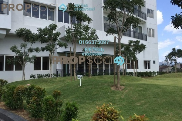 For Sale Condominium at Casa Green, Cheras South Freehold Unfurnished 5R/4B 800k