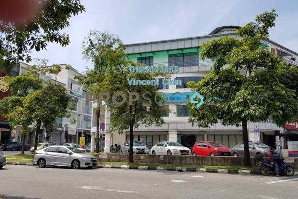 For Rent Shop at Taman Sri Endah, Sri Petaling Freehold Unfurnished 0R/0B 11k