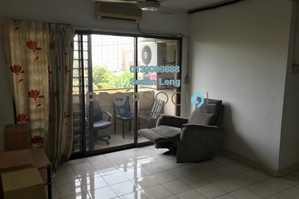 For Rent Condominium at Palm Spring, Kota Damansara Freehold Semi Furnished 3R/2B 1.3k