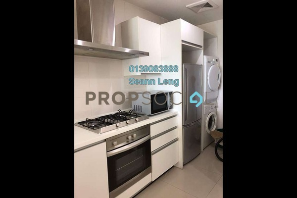 For Rent Condominium at Solaris Dutamas, Dutamas Freehold Fully Furnished 1R/1B 3.5k