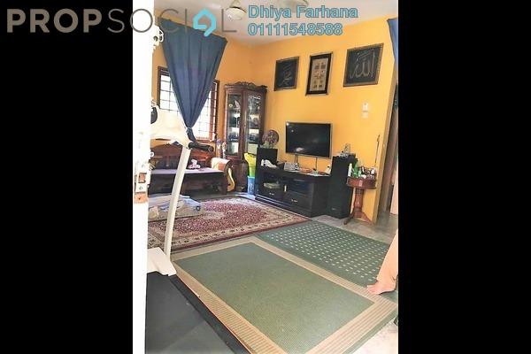 For Sale Terrace at Taman Bukit Teratai, Ampang Leasehold Unfurnished 4R/3B 620k
