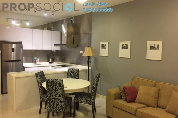 For Rent Condominium at Camellia, Bangsar South Freehold Fully Furnished 1R/1B 2.3k