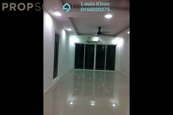 For Rent Condominium at 288 Residency, Setapak Freehold Semi Furnished 3R/2B 2k