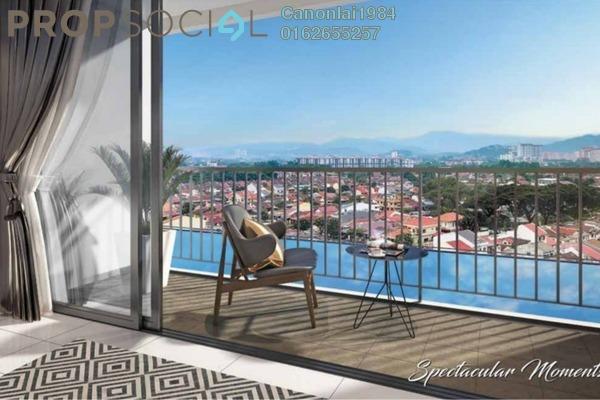 For Sale Condominium at PV18 Residence, Setapak Freehold Semi Furnished 3R/2B 440k
