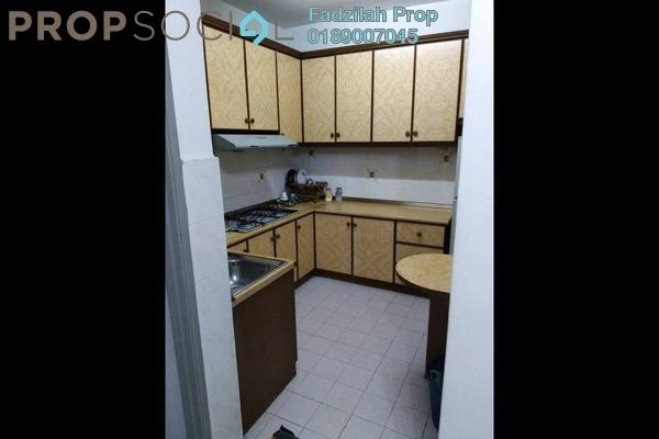 For Rent Condominium at Menara KLH, Sentul Freehold Semi Furnished 3R/2B 1.3k