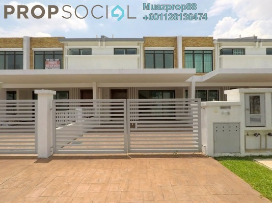 For Sale Terrace at Ceria Residences, Cyberjaya Freehold Unfurnished 4R/3B 790k