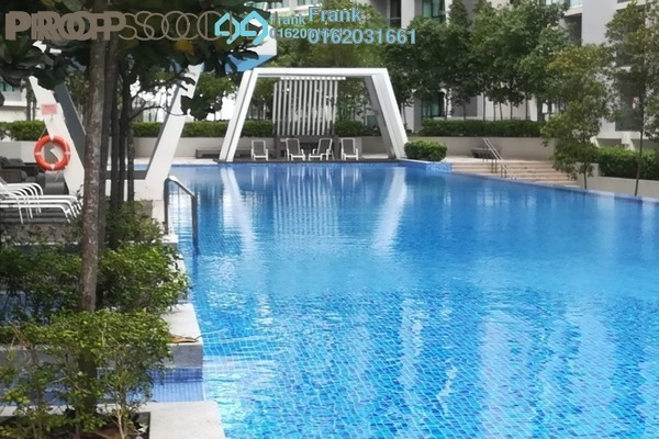 For Rent Condominium at Impiana Residences, Iskandar Puteri (Nusajaya) Freehold Fully Furnished 1R/1B 1.34k