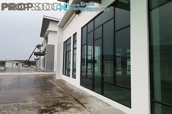 For Sale Factory at Setia Business Park, Johor Bahru Freehold Unfurnished 0R/0B 2.15m