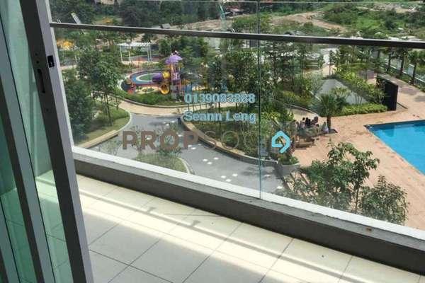 For Rent Condominium at Mercury Serviced Apartment @ Sentul Village, Sentul Freehold Semi Furnished 3R/2B 1.65k