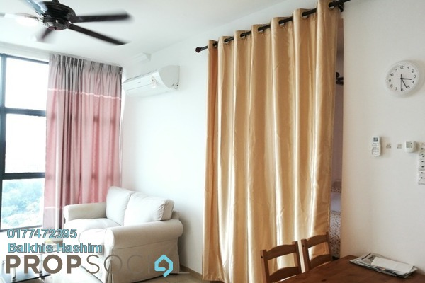 For Sale Serviced Residence at Vista Alam, Shah Alam Freehold Fully Furnished 2R/2B 460k