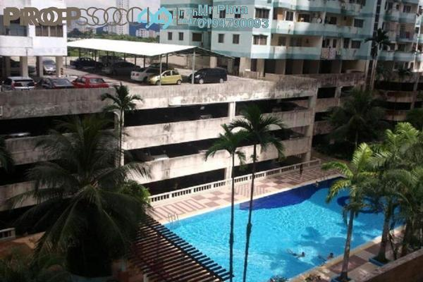 For Sale Apartment at Gambier Heights, Bukit Gambier Freehold Fully Furnished 3R/2B 420k
