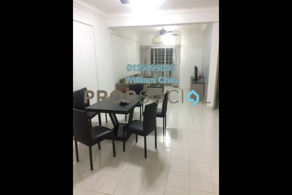 For Rent Condominium at Fortune Avenue, Kepong Freehold Unfurnished 3R/2B 1.6k