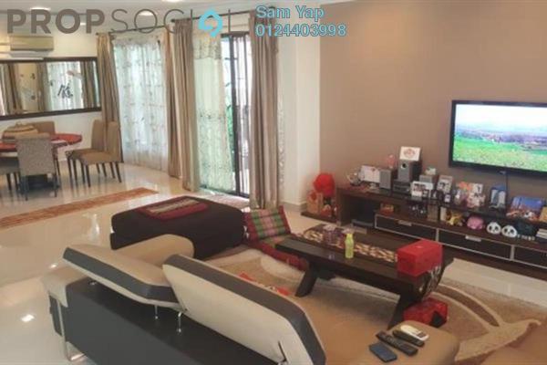 For Sale Semi-Detached at Damai Gayana, Bandar Damai Perdana Freehold Unfurnished 5R/5B 1.98m