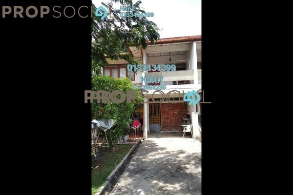 For Sale Terrace at Section 11, Shah Alam Freehold Semi Furnished 4R/3B 650k