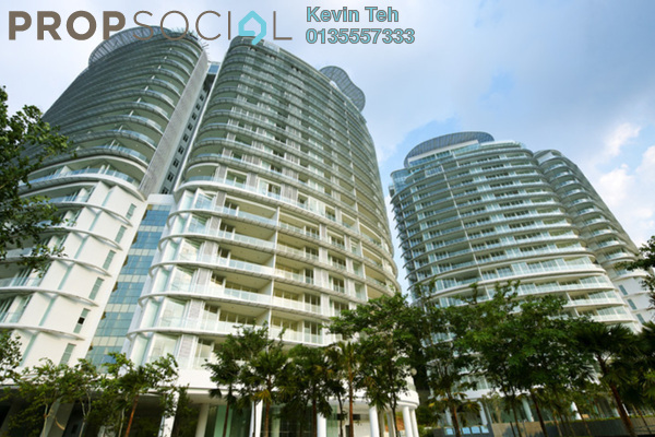 For Rent Condominium at Sunway Palazzio, Sri Hartamas Freehold Semi Furnished 3R/5B 14k