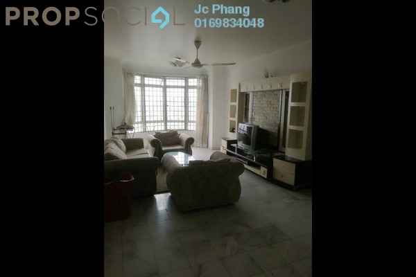 For Sale Condominium at Endah Regal, Sri Petaling Freehold Semi Furnished 3R/2B 370k