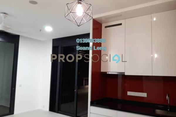 For Rent Condominium at Arcoris, Mont Kiara Freehold Semi Furnished 1R/1B 3.5k