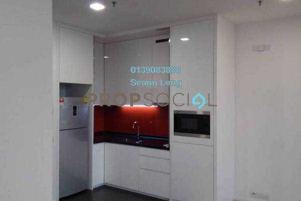 For Rent Condominium at Arcoris, Mont Kiara Freehold Semi Furnished 1R/1B 2.2k