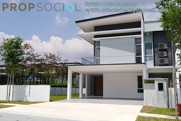 For Sale Terrace at Parkfield Residences @ Tropicana Heights, Kajang Freehold Unfurnished 5R/4B 1.6m