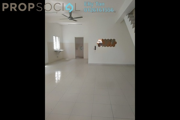 For Rent Semi-Detached at Impian 7, Setia Alam Freehold Unfurnished 4R/3B 1.3k