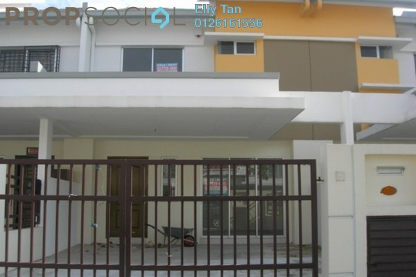 For Rent Terrace at Indah 11, Setia Alam Freehold Semi Furnished 4R/2B 1.2k