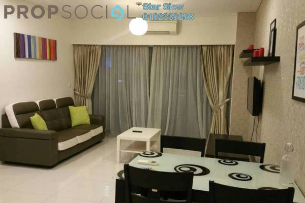 For Rent Condominium at Summer Suites, KLCC Freehold Fully Furnished 1R/1B 2.8k