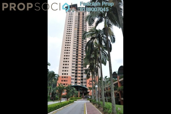 For Rent Condominium at Mont Kiara Palma, Mont Kiara Freehold Fully Furnished 3R/3B 9k