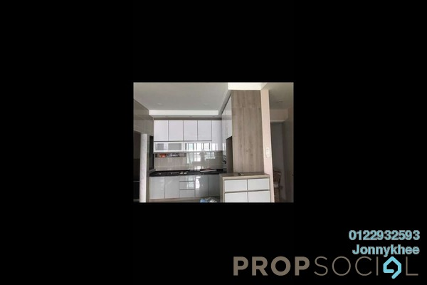 For Rent Condominium at Fortune Perdana Lakeside, Kepong Freehold Fully Furnished 4R/2B 2.2k