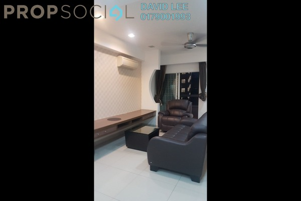 For Sale Condominium at Pelangi Damansara, Bandar Utama Freehold Fully Furnished 3R/2B 490k