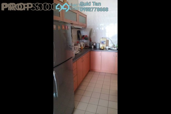 For Sale Apartment at Plaza Sinar, Segambut Freehold Semi Furnished 2R/1B 315k