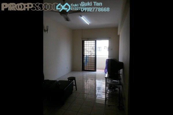 For Sale Apartment at Bougainvilla, Bukit Bintang Freehold Unfurnished 3R/2B 450k