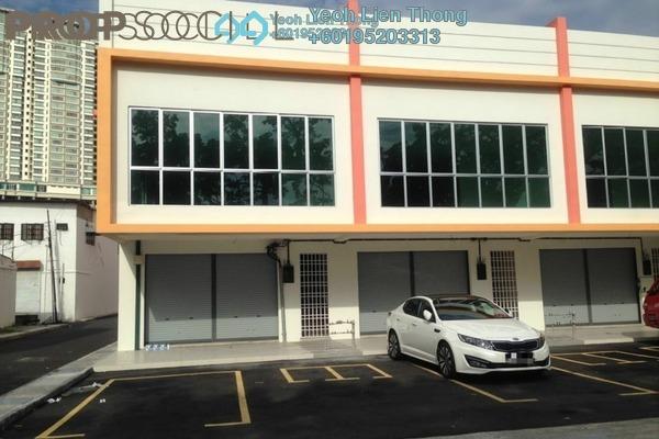 For Rent Shop at Jalan Patani, Georgetown Freehold Unfurnished 0R/4B 8.5k