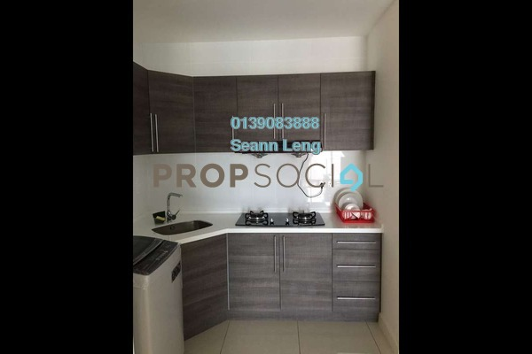 For Rent Condominium at Nadi Bangsar, Bangsar Freehold Fully Furnished 1R/1B 3.3k