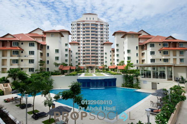 For Sale Condominium at Puteri Palma 2, IOI Resort City Freehold Unfurnished 3R/3B 700k