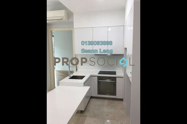For Rent Condominium at Vogue Suites One @ KL Eco City, Mid Valley City Freehold Semi Furnished 1R/1B 2.8k