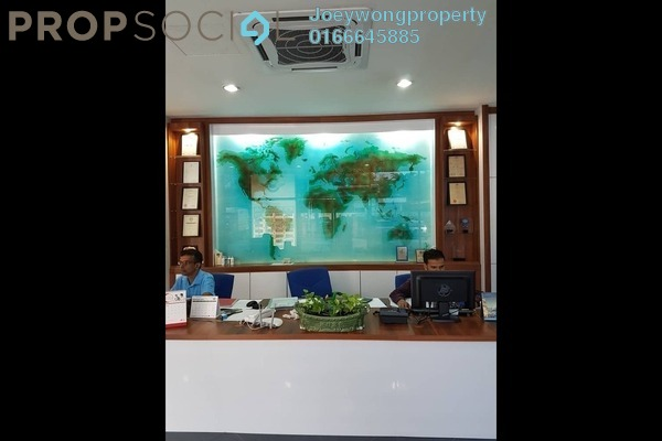 For Rent Office at Section 51, Petaling Jaya Freehold Fully Furnished 0R/0B 15.4k