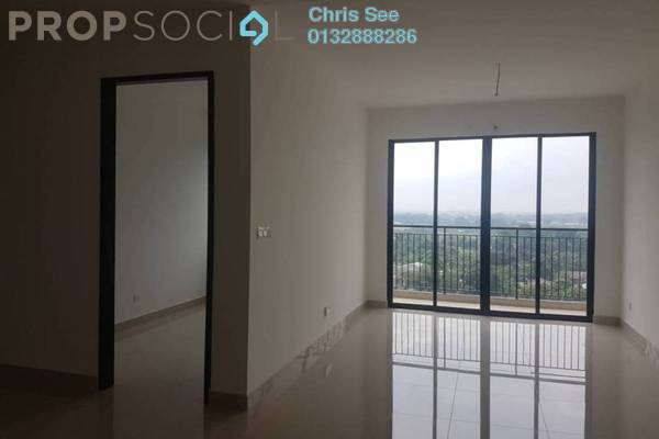 For Rent Condominium at Ken Rimba, Shah Alam Freehold Unfurnished 3R/2B 1.25k