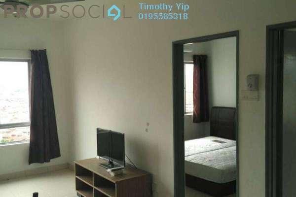 For Rent Condominium at Diamond Residence @ Serdang, Seri Kembangan Freehold Fully Furnished 3R/2B 1.45k