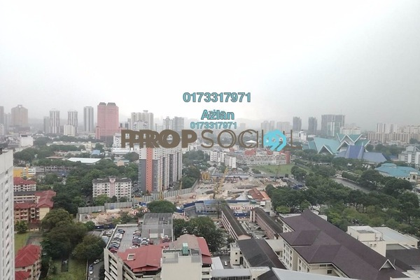 For Sale Condominium at The Orion, KLCC Freehold Fully Furnished 3R/3B 780k