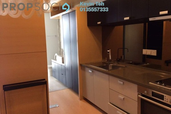 For Sale Condominium at VERVE Suites, Mont Kiara Freehold Fully Furnished 1R/1B 650k