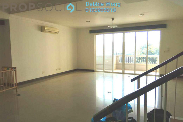 For Rent Duplex at Flora Murni, Mont Kiara Freehold Semi Furnished 3R/5B 5k