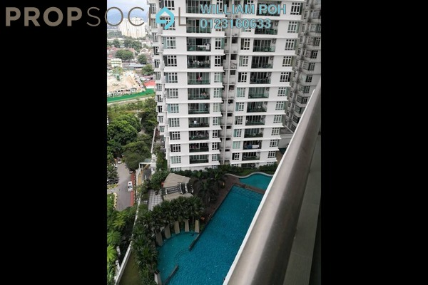 For Sale Condominium at Royal Regent, Dutamas Freehold Semi Furnished 3R/2B 850k