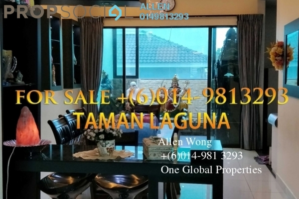 For Sale Terrace at Taman Perling, Iskandar Puteri (Nusajaya) Freehold Semi Furnished 6R/6B 1.38m