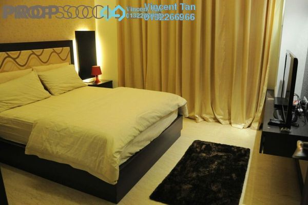 For Sale Condominium at Laman Suria, Mont Kiara Freehold Semi Furnished 2R/2B 648k